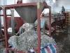 waste plastic cleaning machine