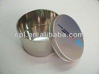 Metal tin box
