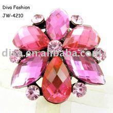 female diamond ring