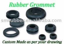 Custom Made Rubber Grommets