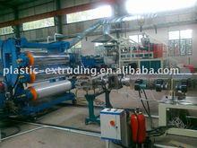 PVC rug production line for car mat,door side mat