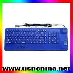 silicone flexible Industrial/Medical Keyboard