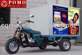 cargo tricycle/trimotor/three wheel motorcycle 200CC 250CC 150CC
