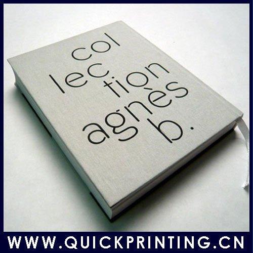 ハードカバー本の印刷サービス