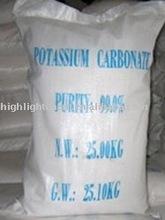 Potassium Carbonate industrial 99% Cas. no. 584-08-7