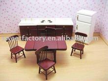Mini dolls house furniture- kitchen set