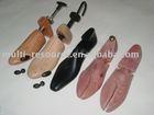 wooden shoe trees & shoe stretchers
