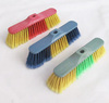 HQ0578R factory manufacture soft plastic brush broom for Middle-East supermarket