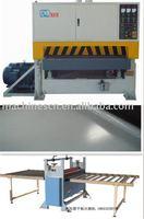 No4 sheets belt grinding machine