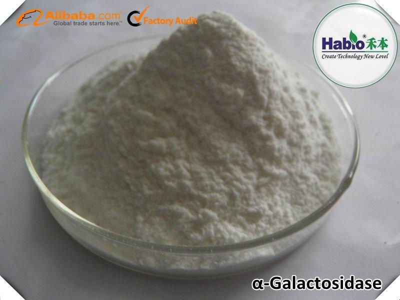Habio alfa- galactosidasa