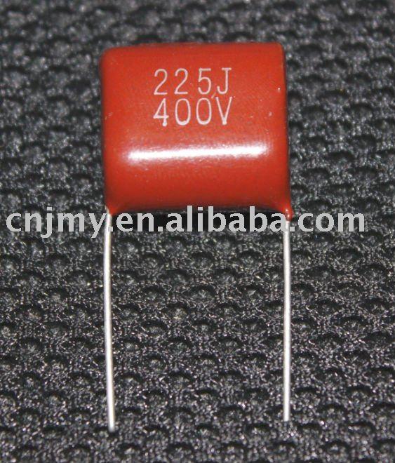 400v/225j cbb21 película de polipropileno metalizado condensador/condensador de la película/de metal condensador de la película/condensador