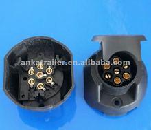 7 Pin 12V N type Plastic Trailer Socket
