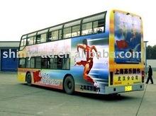 bus cover, car sticker, dirt bike,moto cross, van advertising vinyl printing