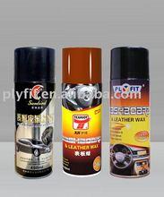 Anti-UV dashboard polish wax spray