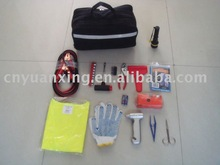 car kit with emergency hammer,winter auto emergency kit