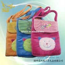 Plush Toy Children Single Shoulder Bag Cat School bag