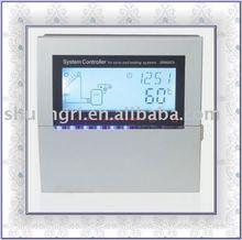 Solar intelligent thermal controller SR868C8