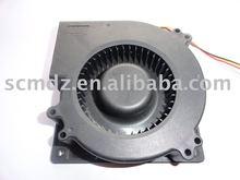 good quality 120*32mm industrial fan blower