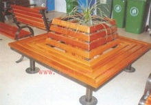 wood leisure bench LY-191I