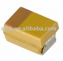 TAJS106M004RNJ CAPACITOR TANT 10UF 4V 20% SMD capacitors elna
