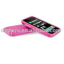 Beautiful Silicone cell phone case for iphone4&4G