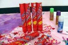 Party Wedding Celebrating Confetti Popper
