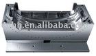 High precision auto bumper injection mould