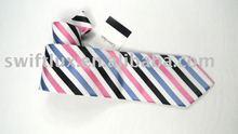 woven silk tie, fine silk tie, mens branded silk tie with box