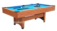 Cheap MDF custom pool table