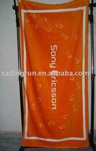 100% cotton jacquard bath towel embroidery logo manufacturer wholesale