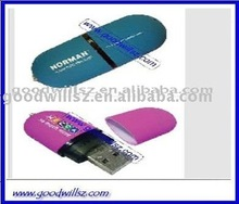 Fineness special geometry custom USB Flash Drive