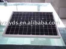 45W High Efficiency Low Solar Panle Price