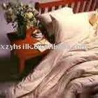 Mixed Linen/Cotton Bedding Set/Bed Sheet
