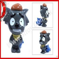 Anime Big Big Wolf Toy