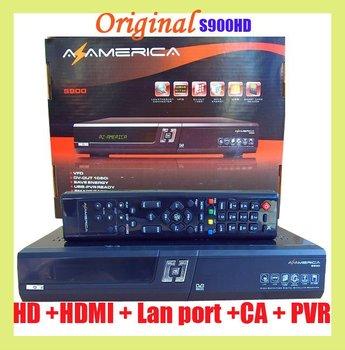 Receptor Satellite Digital AZ AMERICA S900