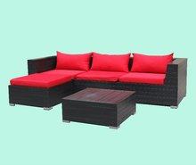 New fashion! plastic wood slat sofa wet