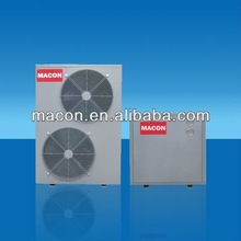 2014 new MACON ETL certificate for Canada Double source multi-function heat pump