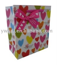 New fashion famous valentine gift bags