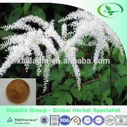 2.5%-5% Triterpene Glycoside Black Cohosh extract powder