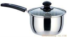 stainless steel milk boiling pot