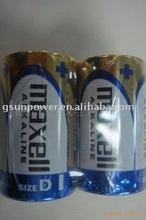 1.5V Maxell LR20 / D size battery
