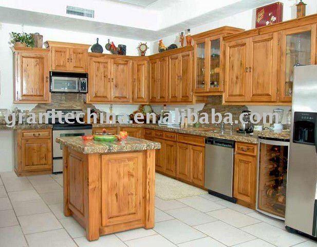 Idee Salle De Bain Verte : Us style armoires de cuisineArmoire de cuisineId du produit