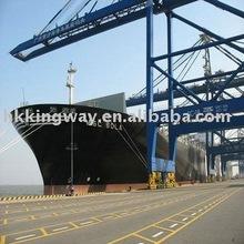 Samples consolidation shipments from China