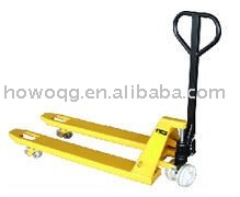 2011 china new Hand Pallet Truck ISO 9001:2000(CBY 3.0)