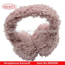 winter warm plush earmuffs whosale