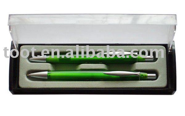 metal gift pen set