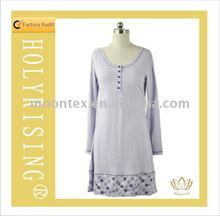 cotton women's nightwear,cotton