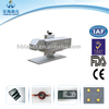 CO2 portable laser marking machine for plastic tray