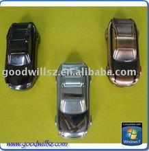 1/2/4/8/16/32/64/128 GB mini metal Car 2.0 USB Flash Drive bulk by china