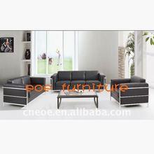 Morden leather sofa design 8143